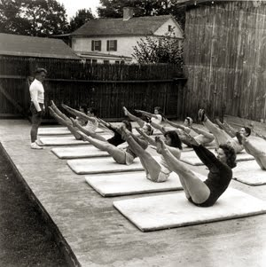 Joseph Pilates (1943)