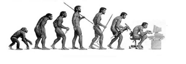evolution !