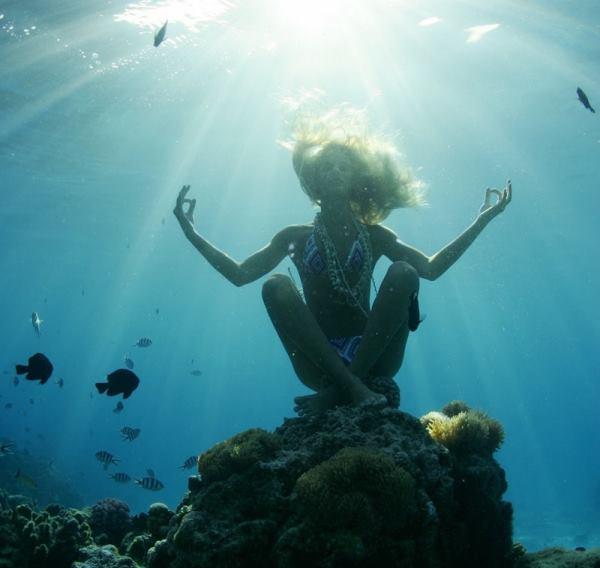 meditation:eau