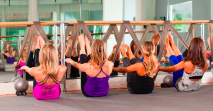 Pilates barre3