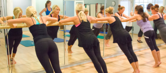 Pilates barre5